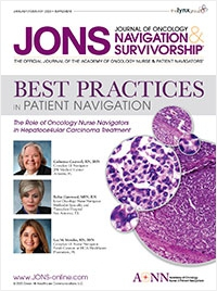 Best Practices in Patient Navigation – The Role of Oncology Nurse Navigators in Hepatocellular Carcinoma Treatment