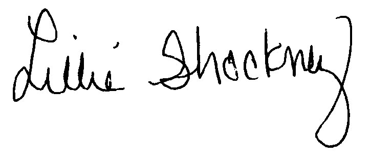 Lillie Digital Signature