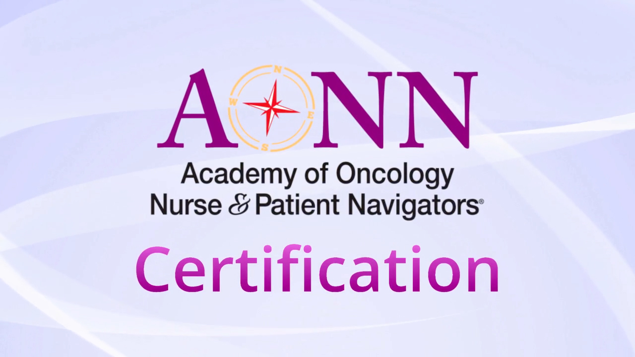 Oncology nurse navigator patient navigator certification oncology nurse navigator patient navigator certification navigator specific certifications onn cg opn cg 1betcityfo Choice Image